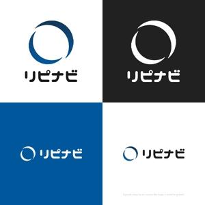 themisablyさんの店舗集客アプリ「リピナビ」のロゴ (当選者確定します)への提案