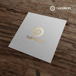 doremidesignさんの太陽光発電システムを中心にした、各種リフォーム業 会社名ロゴへの提案