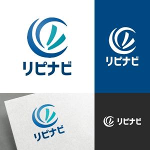 venusableさんの店舗集客アプリ「リピナビ」のロゴ (当選者確定します)への提案