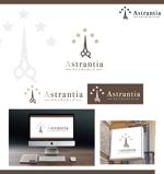 merody0603さんの新規 美容室 「Astrantia」 のロゴ への提案