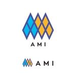 starlight44さんのポイントサイト『AMI』(あみー と読む)のロゴデザインへの提案