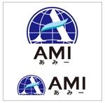 asanokenziさんのポイントサイト『AMI』(あみー と読む)のロゴデザインへの提案