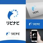fortunaaberさんの店舗集客アプリ「リピナビ」のロゴ (当選者確定します)への提案