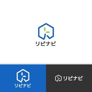 viracochaabinさんの店舗集客アプリ「リピナビ」のロゴ (当選者確定します)への提案