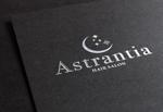 D0917さんの新規 美容室 「Astrantia」 のロゴ への提案