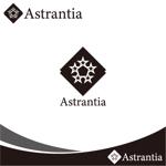 wzsakuraiさんの新規 美容室 「Astrantia」 のロゴ への提案