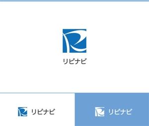 web-pro100さんの店舗集客アプリ「リピナビ」のロゴ (当選者確定します)への提案
