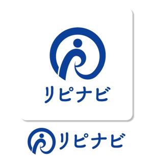 iguchi7さんの店舗集客アプリ「リピナビ」のロゴ (当選者確定します)への提案