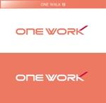 FISHERMANさんのニッチな供養業界専門のコンサルティング・広告代理店「ONE WALK」のロゴへの提案