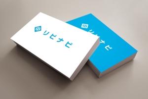 Nyankichi_comさんの店舗集客アプリ「リピナビ」のロゴ (当選者確定します)への提案