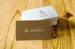 nakagami3さんの新規 美容室 「Astrantia」 のロゴ への提案