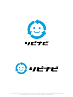 mahou-photさんの店舗集客アプリ「リピナビ」のロゴ (当選者確定します)への提案