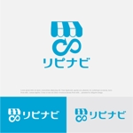 drkigawaさんの店舗集客アプリ「リピナビ」のロゴ (当選者確定します)への提案