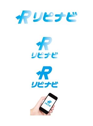 HEROXさんの店舗集客アプリ「リピナビ」のロゴ (当選者確定します)への提案