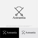 drkigawaさんの新規 美容室 「Astrantia」 のロゴ への提案