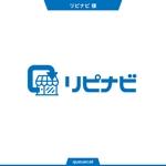 queuecatさんの店舗集客アプリ「リピナビ」のロゴ (当選者確定します)への提案