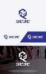 take5-designさんの店舗集客アプリ「リピナビ」のロゴ (当選者確定します)への提案