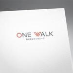 fujiseyooさんのニッチな供養業界専門のコンサルティング・広告代理店「ONE WALK」のロゴへの提案