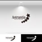 le_cheetahさんの新規 美容室 「Astrantia」 のロゴ への提案