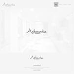 onesizefitsallさんの新規 美容室 「Astrantia」 のロゴ への提案