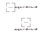 coresoulさんの新規 美容室 「Astrantia」 のロゴ への提案