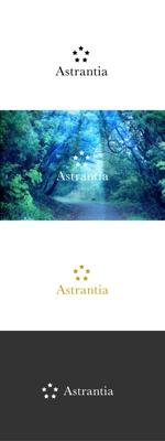 red3841さんの新規 美容室 「Astrantia」 のロゴ への提案