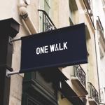 doremidesignさんのニッチな供養業界専門のコンサルティング・広告代理店「ONE WALK」のロゴへの提案