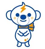 kazunori131さんの「しろくま」と「電気」を組み合わせたキャラクターのデザインへの提案