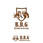 sazukiさんの株式会社 BullBearGroupの会社を象徴するロゴへの提案