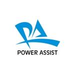 chanlanさんの運転手付きトラックレンタル「パワーアシスト」のロゴへの提案