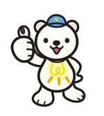 okicha-nelさんの「しろくま」と「電気」を組み合わせたキャラクターのデザインへの提案
