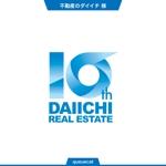 queuecatさんの【10周年 ロゴ制作】北九州、東京23区を拠点とするベンチャータイプの不動産会社です。への提案