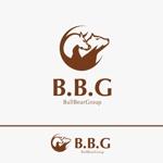 rgm_mさんの株式会社 BullBearGroupの会社を象徴するロゴへの提案