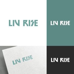 venusableさんの売買専門の不動産会社「株式会社 LIV RISE(リブライズ)」のロゴへの提案