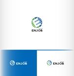 グローバル人材紹介サイトのロゴへの提案