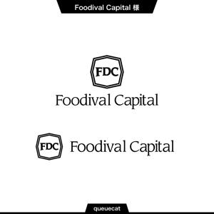 queuecatさんの老舗食品メーカー向け経営コンサル会社 「コーポレート・ロゴ」作成への提案