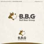 kzdesignさんの株式会社 BullBearGroupの会社を象徴するロゴへの提案