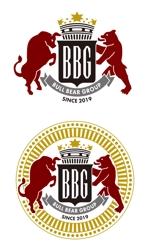 ragazzoさんの株式会社 BullBearGroupの会社を象徴するロゴへの提案