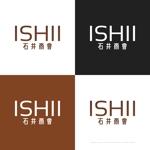 themisablyさんの会社ロゴ「石井商會」のロゴへの提案