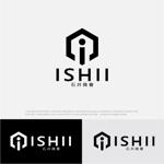 drkigawaさんの会社ロゴ「石井商會」のロゴへの提案