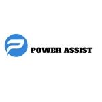godpine724さんの運転手付きトラックレンタル「パワーアシスト」のロゴへの提案
