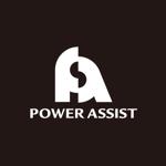 dynamites01さんの運転手付きトラックレンタル「パワーアシスト」のロゴへの提案