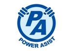 t-ojisanさんの運転手付きトラックレンタル「パワーアシスト」のロゴへの提案