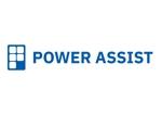 yukiymdさんの運転手付きトラックレンタル「パワーアシスト」のロゴへの提案