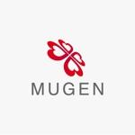 JUN_KATAOKAさんの「MUGEN」のロゴ作成への提案