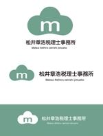 dd51さんの「松井章浩税理士事務所」のロゴ作成への提案