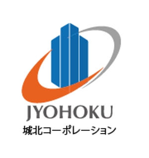 AkihikoMiyamotoさんの新規設立の不動産仲介会社「城北コーポレーション株式会社」のロゴ作成への提案