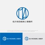 drkigawaさんの「松井章浩税理士事務所」のロゴ作成への提案