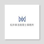 samasaさんの「松井章浩税理士事務所」のロゴ作成への提案