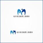 VainStainさんの「松井章浩税理士事務所」のロゴ作成への提案